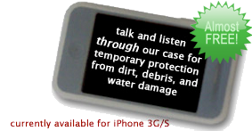 Save your Phone from water damage!