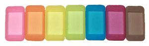 Colored versions of the Phone Poncho