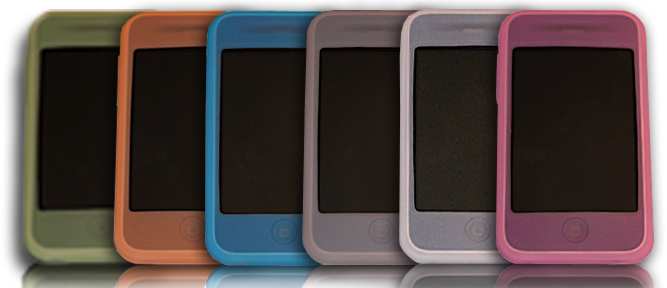 All 6 Color Poncho Cases for iPhone