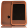 Orange Phone Poncho for iPhone 3G/S